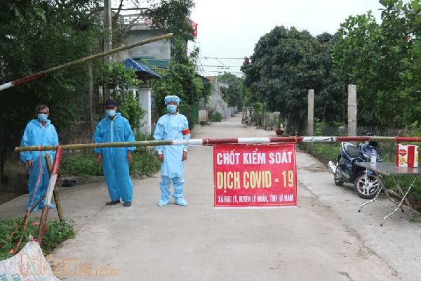 Ổ dịch Covid-19 Hà Nam đã qua 3 chu kỳ lây nhiễm