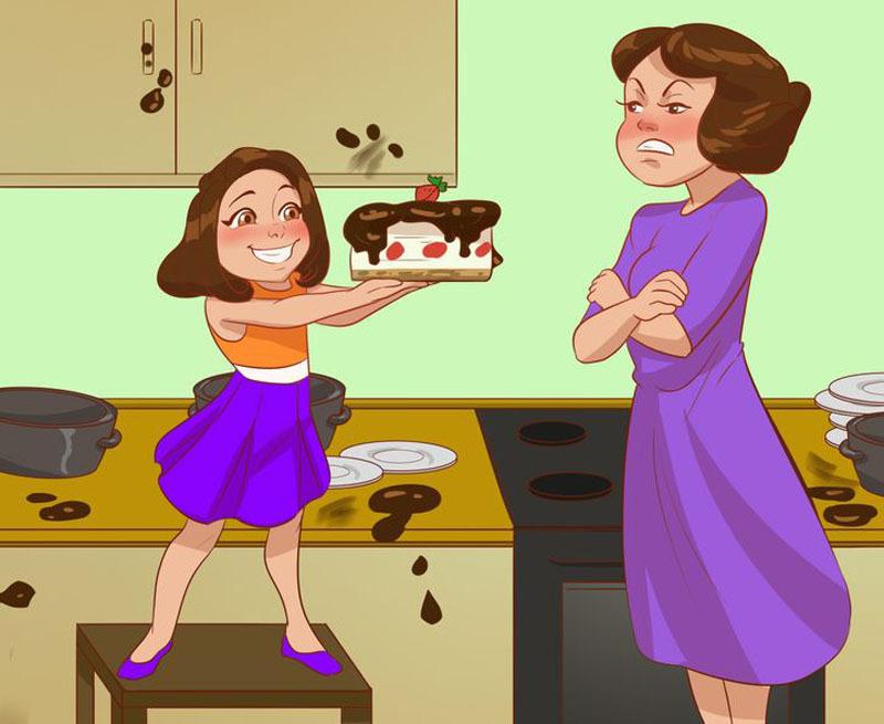 Bảy lỗi sai nghiêm trọng của cha mẹ trong việc dạy con