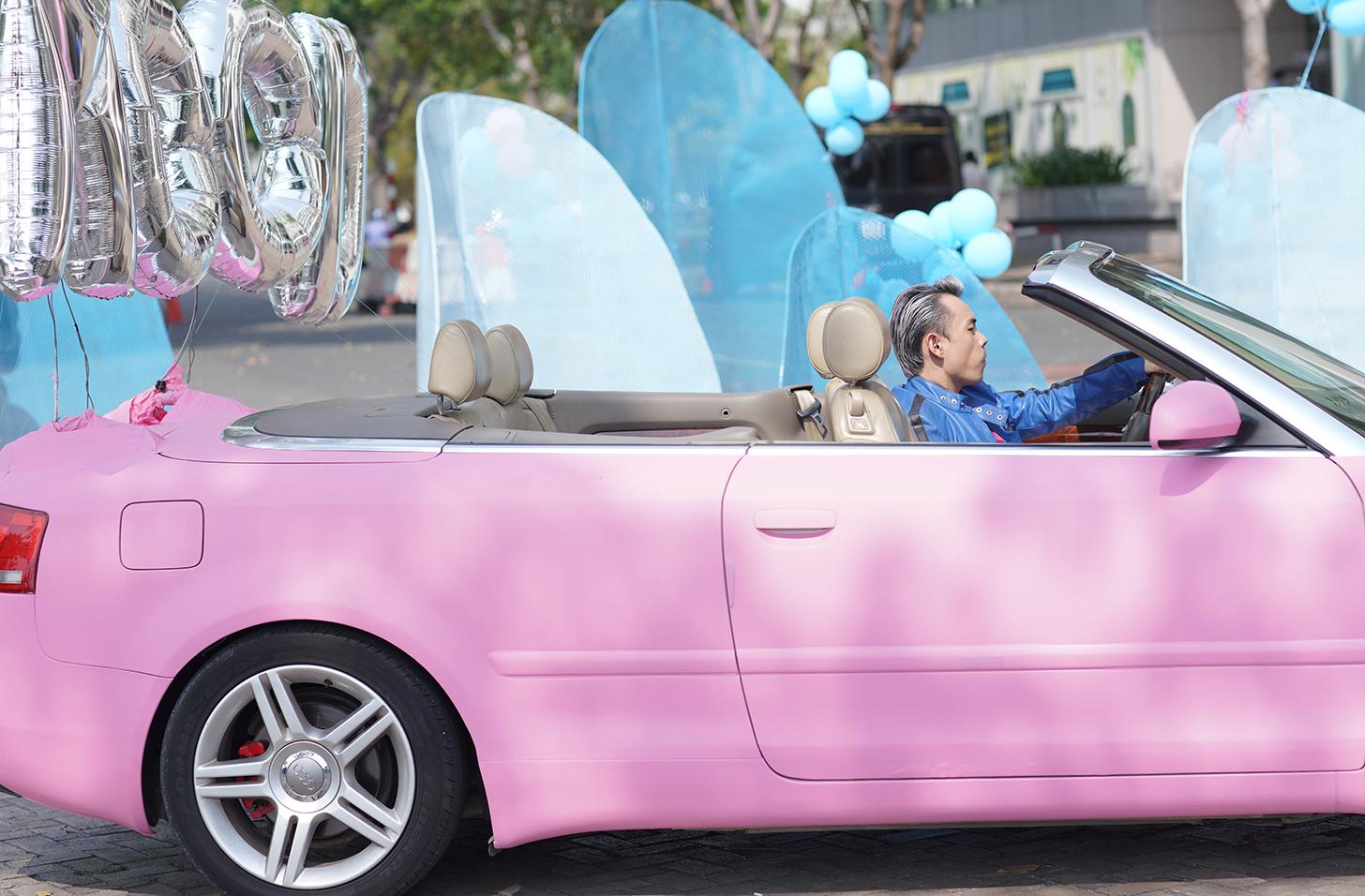 Binz vào vai 'good boy' hé lộ loạt ảnh hậu trường trong MV mới