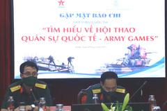 Tìm hiểu về Hội thao quân sự quốc tế Army Games