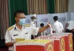 Hàng nghìn cử tri đi bầu cử sớm ở Bà Rịa - Vũng Tàu