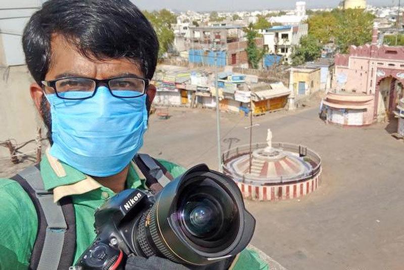 Thử thách chưa từng có của các nhà báo đưa tin về Covid-19 ở Ấn Độ