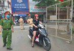 Người phụ nữ ở Hà Nội đi chợ, 'choáng váng' bị phạt không khẩu trang