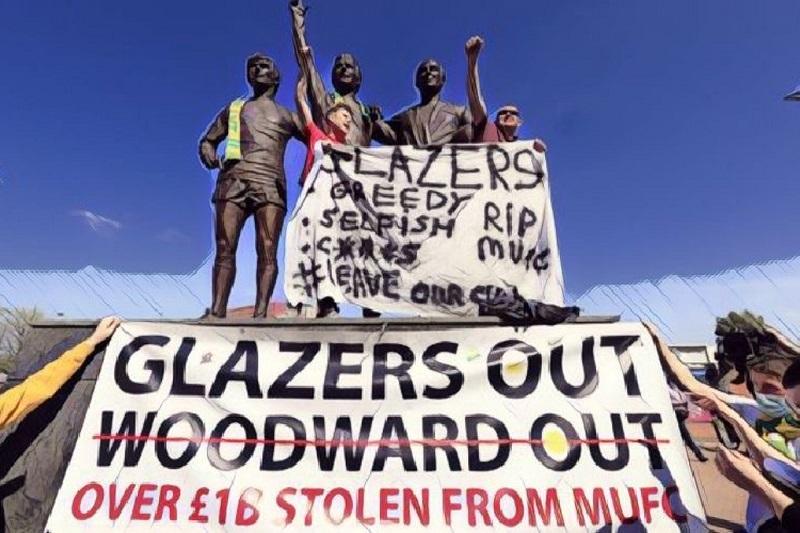 Nhà Glazer bám trụ MU dến cùng, HLV Arteta nhận cảnh báo