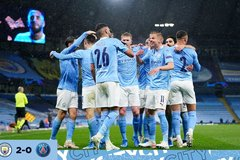 Kết quả bóng đá hôm nay 5/5: Man City đi vào lịch sử