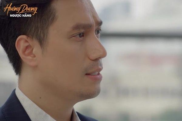 'Hướng dương ngược nắng' tập 63, Hoàng thuyết phục Châu quay lại với Kiên