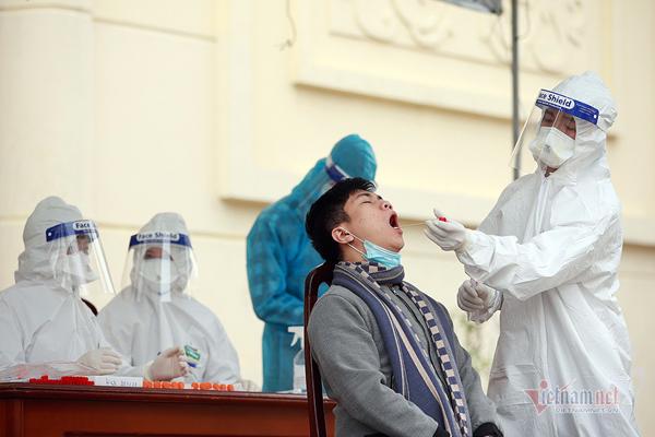 Warning of loopholes in Covid-19 testing in Vietnam