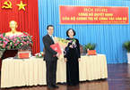 Le Hong Quang appointed Party Secretary of An Giang Province