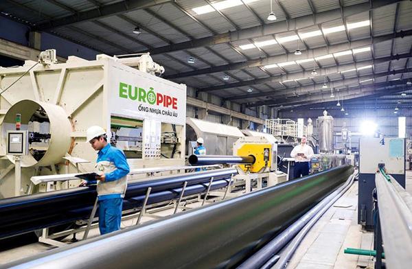 EuroPipe - Ống nhựa duy nhất bảo hành 30 năm trong các công trình xây dựng tại Việt Nam