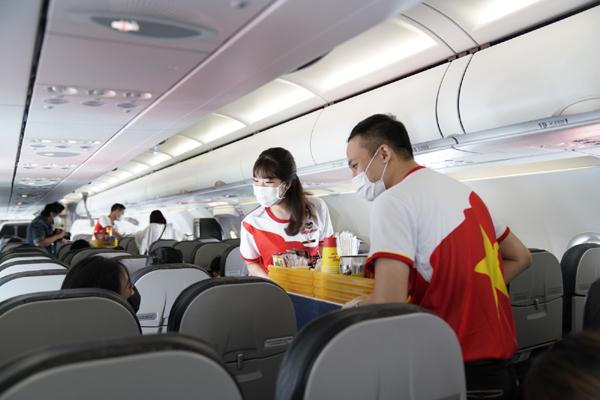 Hàng trăm nghìn vé bay 0 đồng trong 3 ngày 'vàng' Vietjet