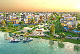 Natural island estate attracts foreign investors