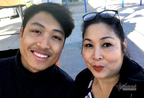 Con trai NSND Hồng Vân thắng giải Đạo diễn tại Mỹ