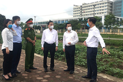 Hà Nội kiện toàn nhân sự Trưởng Ban Chỉ đạo  phòng chống dịch thành phố