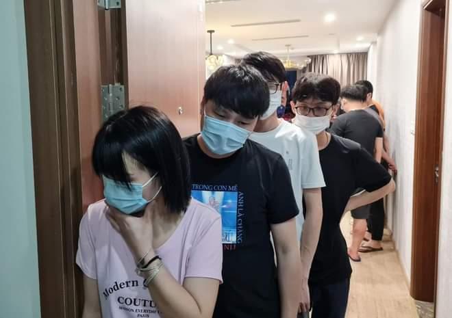 Khởi tố 3 đối tượng Trung Quốc tổ chức cho người nước ngoài ở lại Việt Nam
