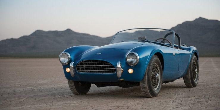 Những chiếc siêu xe Mỹ đắt nhất lịch sử từng được bán đấu giá
