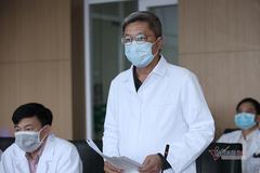 Thứ trưởng Nguyễn Trường Sơn âm tính nCoV sau chuyến công tác tới Lào