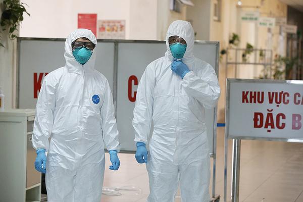 Phát hiện 14 ca dương tính SARS-CoV-2 tại BV Bệnh nhiệt đới Trung ương