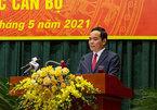 Tran Luu Quang becomes Hai Phong City Party secretary