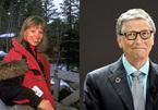 Tỉ phú Bill Gates vẫn du lịch cùng bạn gái cũ khi đã kết hôn