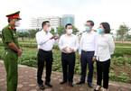 Cách ly Bệnh viện bệnh Nhiệt đới Trung ương