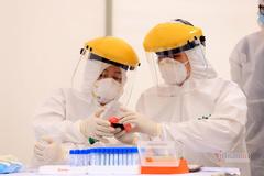 Hai người ở Bình Dương, TP.HCM dương tính nCoV khi test nhanh ở Campuchia