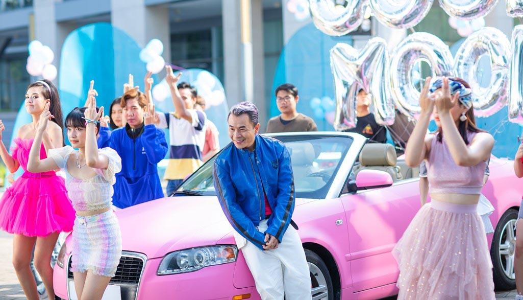Binz trẻ trung, sành điệu trong MV mới