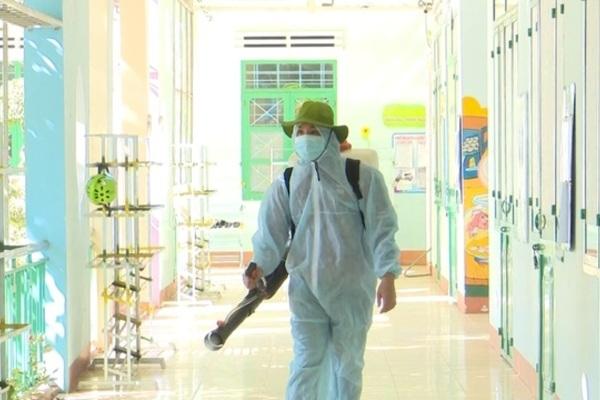 Hơn 1.000 học sinh Gia Lai nghỉ học khẩn cấp