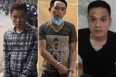 Nhóm đối tượng chuyên trộm xe máy đắt tiền ở Hà Nội