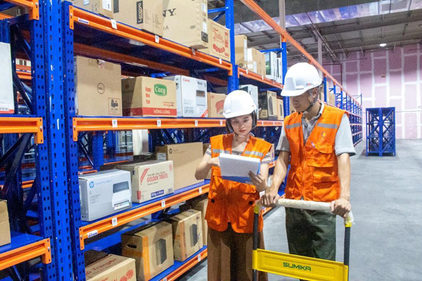 GDVC licenses Hateco Group's customs clearance site for post and courier items