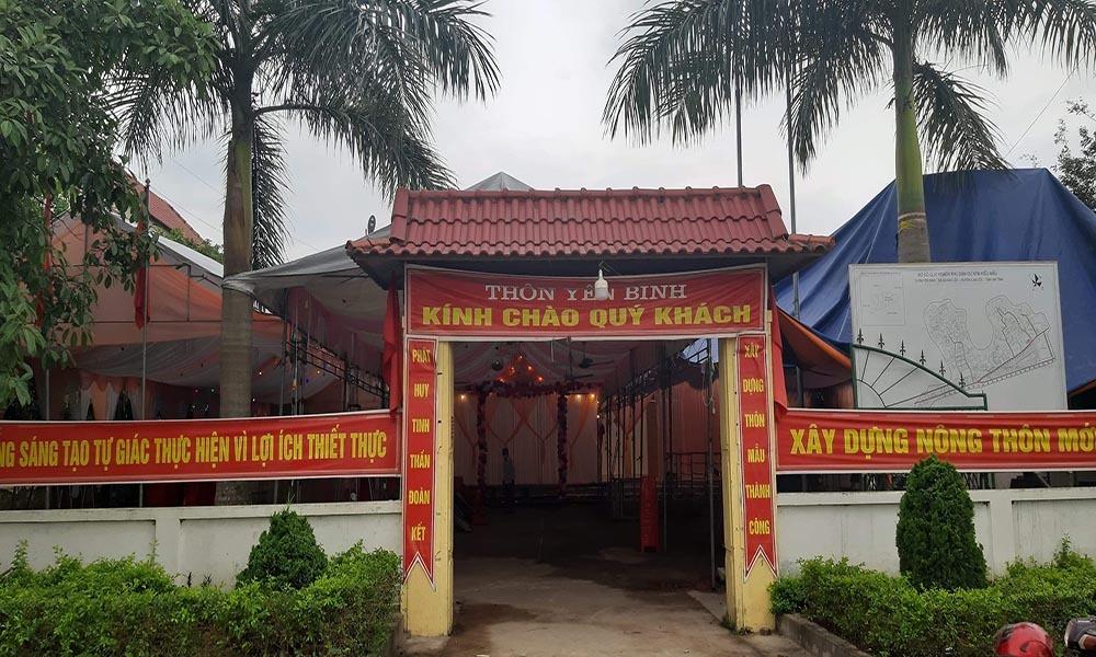 Hoãn cưới phòng dịch, dân Hà Tĩnh chung tay 'giải cứu' 150 mâm cỗ