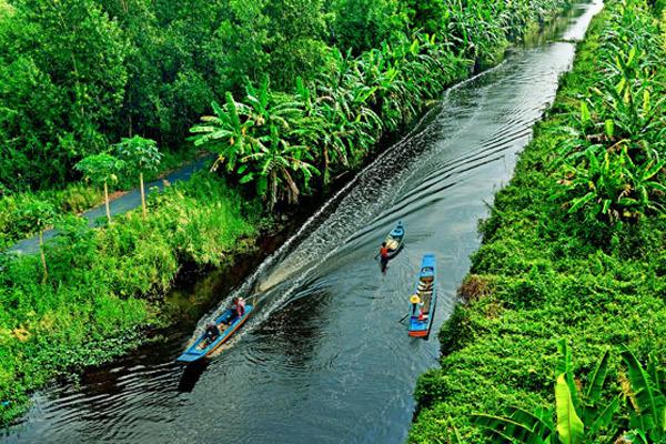 Cà Mau níu chân du khách bằng sản phẩm du lịch khác biệt