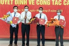 Đà Nẵng bổ nhiệm nhiều lãnh đạo cấp sở