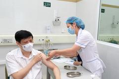 Health Minister gets AstraZeneca COVID-19 vaccine shot