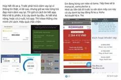 'Nghề' bùng nợ các ứng dụng cho vay tiền