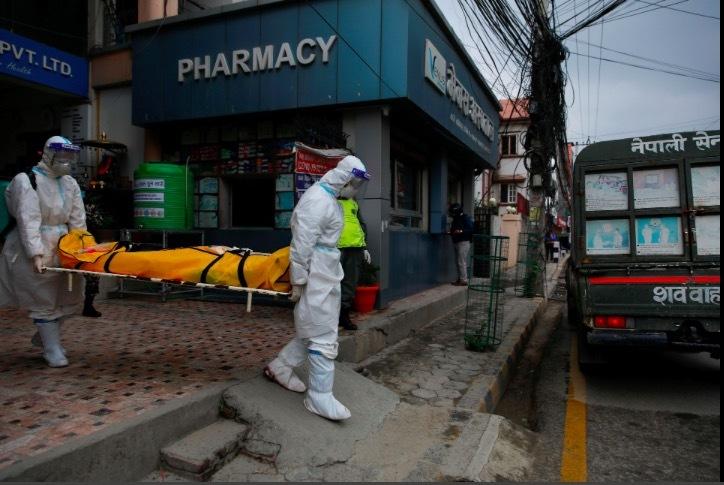 Nepal đang bên bờ vực mất kiểm soát dịch Covid-19