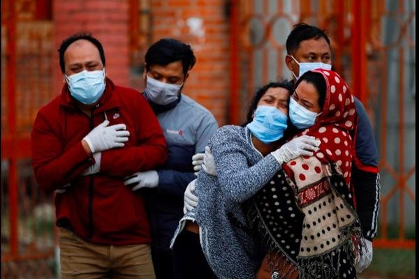 Ca nhiễm Covid-19 ở Nepal tăng vọt, tái lặp thảm cảnh của Ấn Độ