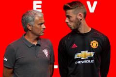 Mourinho chọn De Gea, PSG mua Salah