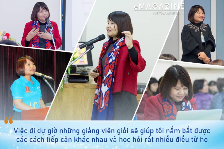 university lecturer,English teaching,Vietnam education,vietnam talents,ngo tuyet mai