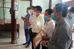 Em Lương Mạnh Tuấn được Bộ Giáo dục truy tặng bằng khen