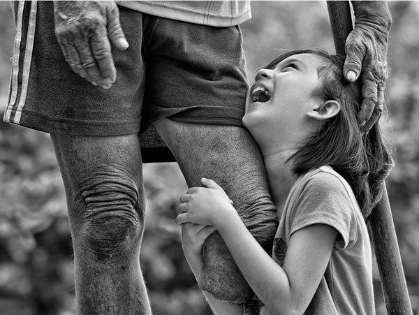 Photographer Tran The Phong,street children,vietnam in photos