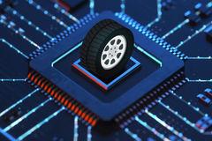 Mỹ yêu cầu Đài Loan ưu tiên chip bán dẫn cho các hãng xe