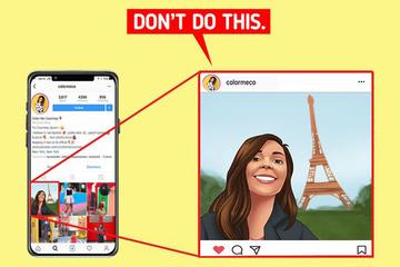 Sai lầm tai hại khi khoe nơi ở lên mạng xã hội