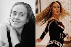 Vẻ ngoài khó nhận ra của Adele sau khi giảm 45kg