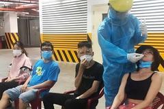 Xét nghiệm nCoV toàn bộ nhân viên các vũ trường, điểm massage ở Đà Nẵng