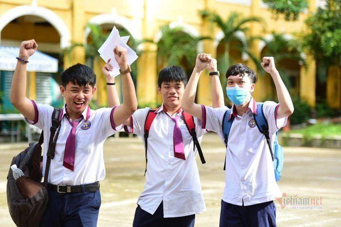 Vĩnh Phúc công bố điểm thi vào lớp 10 năm 2021