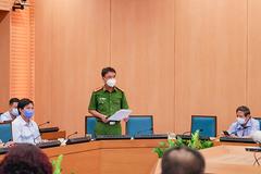 27 công an Hà Nội vào diện F1 liên quan BV Bệnh Nhiệt đới Trung ương