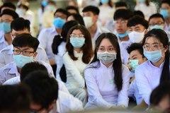 Hơn 1,7 triệu học sinh TP.HCM dừng đến trường từ 10/5