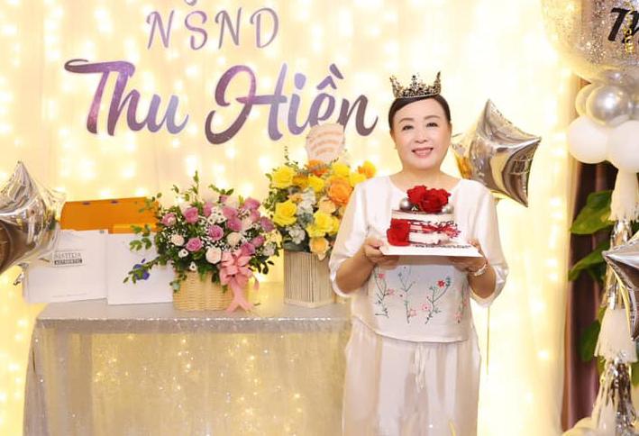 NSND Thu Hiền: Tôi bị đau dạ dày, sụt chỉ còn 49kg