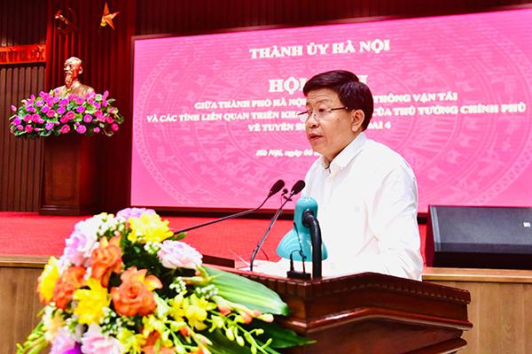 Hà Nội: Hơn 100.000 tỷ đồng để làm Vành đai 4
