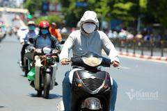 Dự báo thời tiết 7/5: Hà Nội nắng nóng